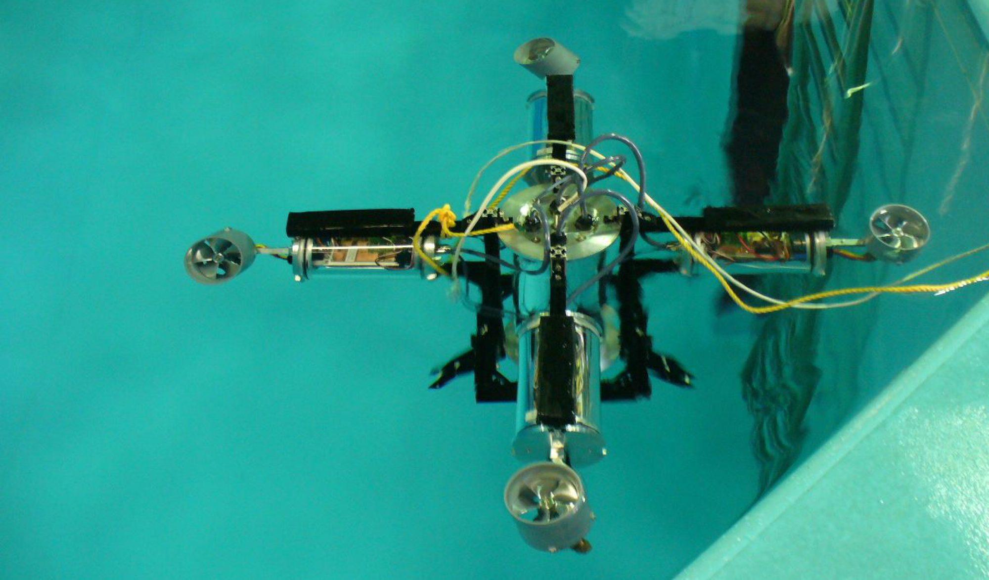 '18水中ロボットコンベンションin JAMSTEC ~海と日本プロジェクト~